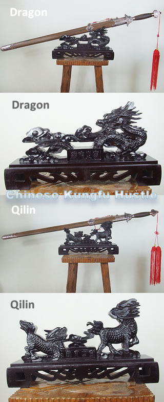 Wudang Sword Stand