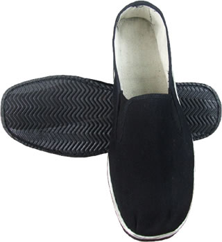 Wudang Square Opening Cloth Shoes