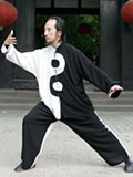 Taichi Performance Uniform (Satin)