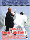 Actual Combat Techniques of Old-styled Taichi Rushing Fist and Sudden Agile Fist - Taichi Agile Fist (II)  (1 DVD)