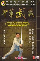 Yang-style Taiji Sword (2 DVD)