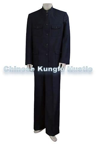 Modernized Classic Zhongshan-zhuang Suit