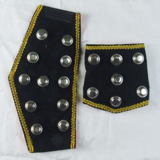 Studded Wrist Protectors (Pair)