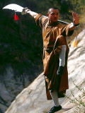 Shaolin Sengfu Changgua Robe (Polyester/Cotton)