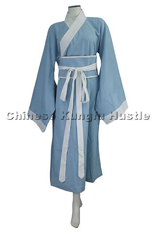 Chinese Hanfu Dress (Cotton Linen)