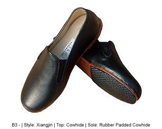 Leather Shoes - Xiangjin Cowhide Pixie