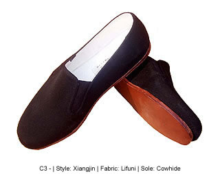Cloth Shoes - Xiangjin Buxie