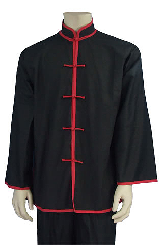 Mandarin Collar Duangua (Cotton Plain)
