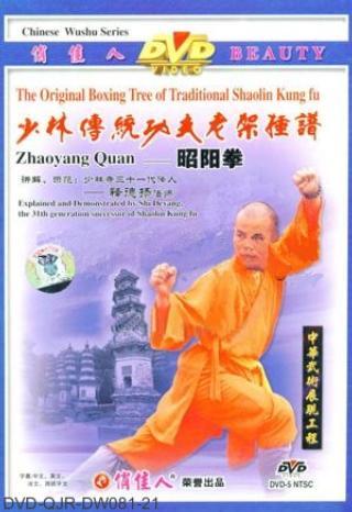 Shaolin Zhaoyang Fist (1 DVD) 少林昭陽拳