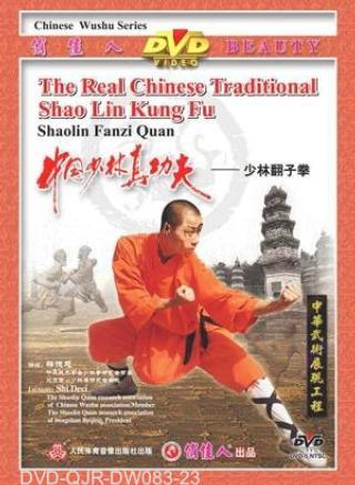Shaolin Fanzi Fist (1 DVD) 少林翻子拳