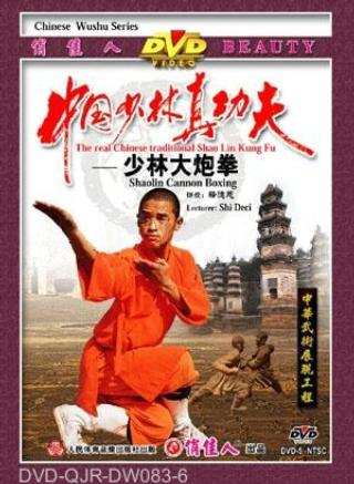 Shaolin Cannon Fist (1 DVD) 少林大砲拳