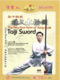 The 54-form Yang-style Taiji Sword (1 DVD)