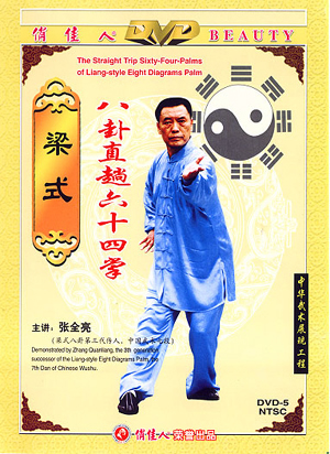 Bagua - The Straight Trip 64-Palm of Liang-style Eight Diagrams Palm (1 DVD)