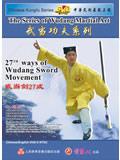 27-form Wudang Sword (1 DVD)