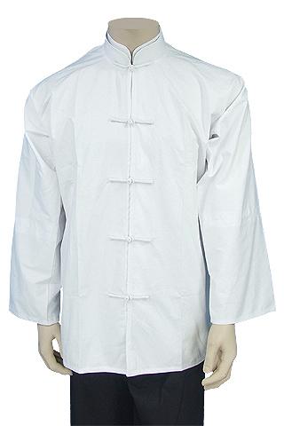 Mandarin Collar Duangua (Cotton Plain)