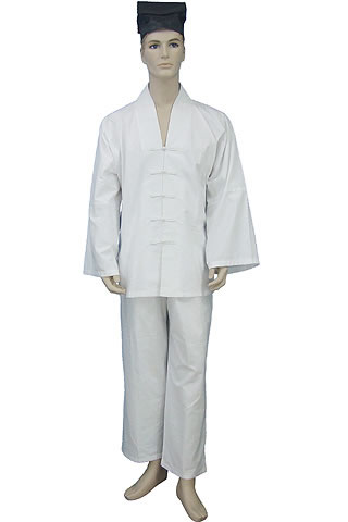 Wudang Daofu V-neck Duangua (Light Rayon)