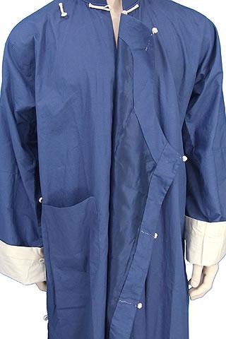Mandarin Collar Cheongsam (Cotton Linen)