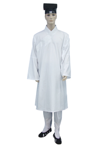 Wudang Daofu Changpao (Thick Cotton Linen)