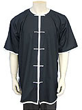 Short-sleeve Round Collar Duangua (Cotton Twill)