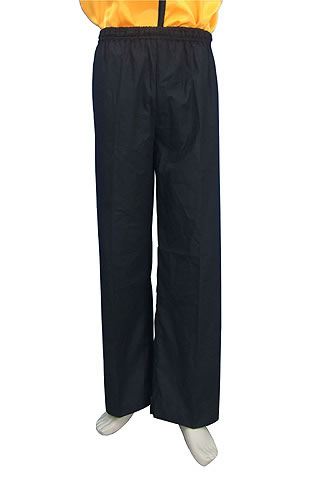 Mandarin Pants (Cotton Plain)
