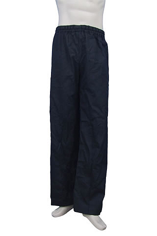 Mandarin Pants (Cotton Twill)