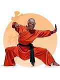 Bargain - Shaolin Wuseng Duangua Liangongfu (Polyester/Cotton) #2209