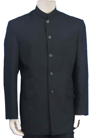 Modernized Zhongshan-zhuang Suit