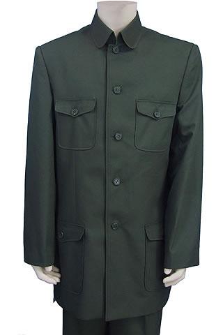 Classic Zhongshan-zhuang Suit