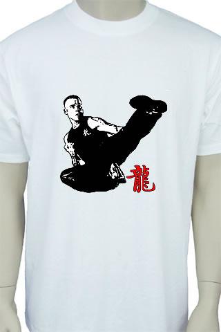 Kung Fu Series T-Shirt