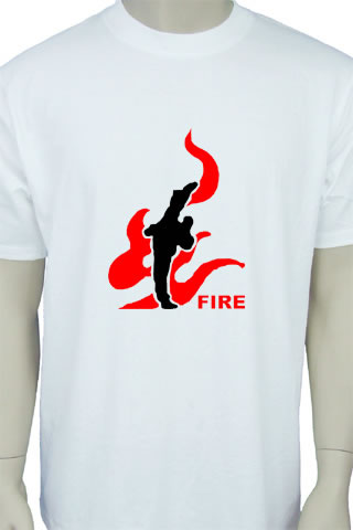 Fire Warrior T-Shirt