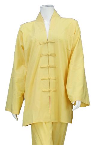 Wudang Daofu V-neck Duangua (Cotton Linen)