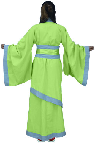 Chinese Hanfu Dress (Cotton Plain)