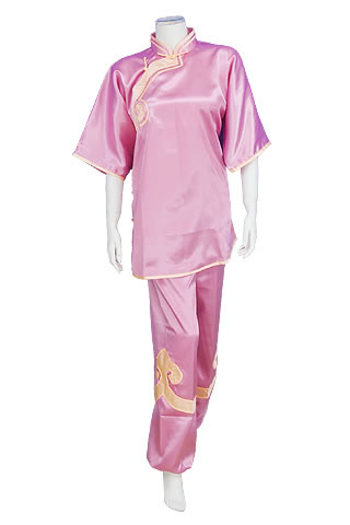 Women's Short-sleeve Xiangyun Performance Duangua (Satin)