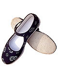Chinese Handmade Batik Shoes