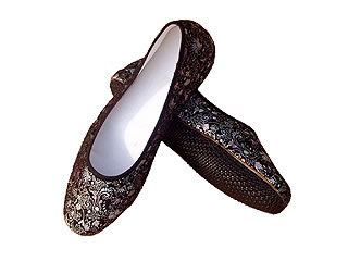 Chinese Handmade Embroidery Shoes