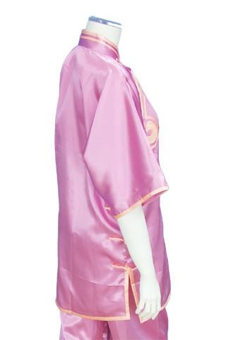 Women's Short-sleeve Xiangyun Performance Duangua (Satin)