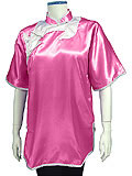 Women's Short-sleeve Spade Performance Duangua (Satin)